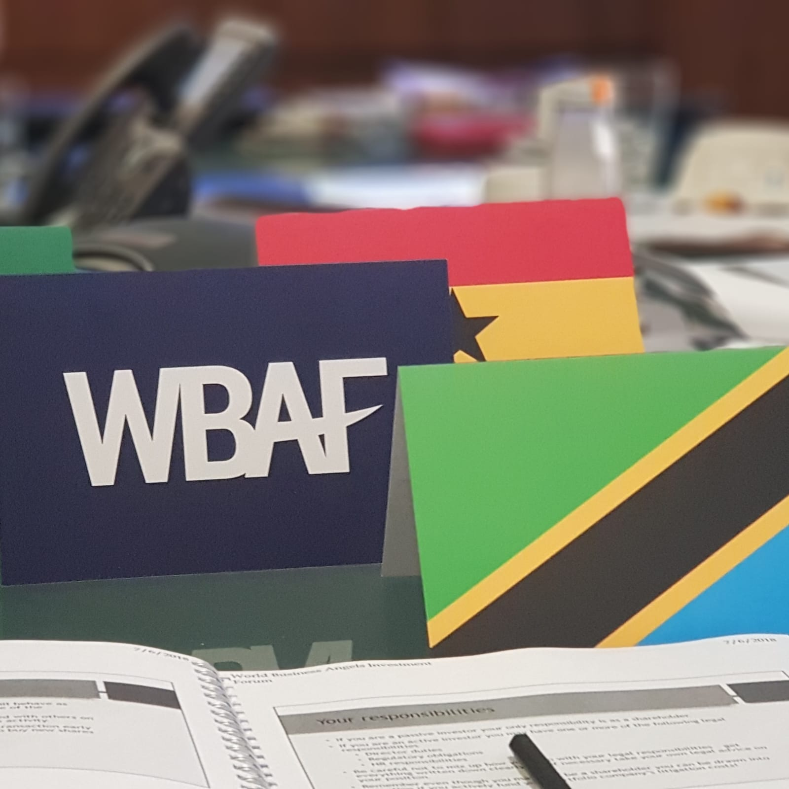 WBAF Tanzania